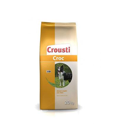 CROUSTIC CROC  20KG DT 4KG GRATUITS     / Q2272004