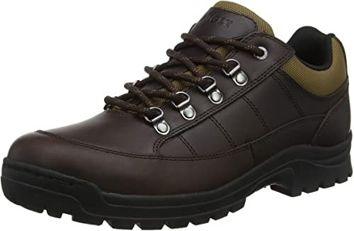 CHAUSSURES ALTEN LTR BROWN    / T4412032