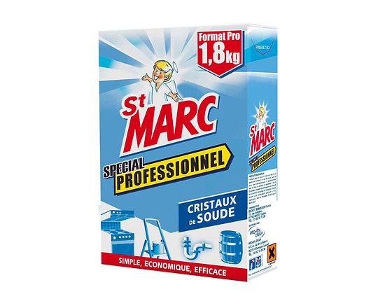 CRISTAUX DE SOUDE PRO 1.8KG   / T4022050