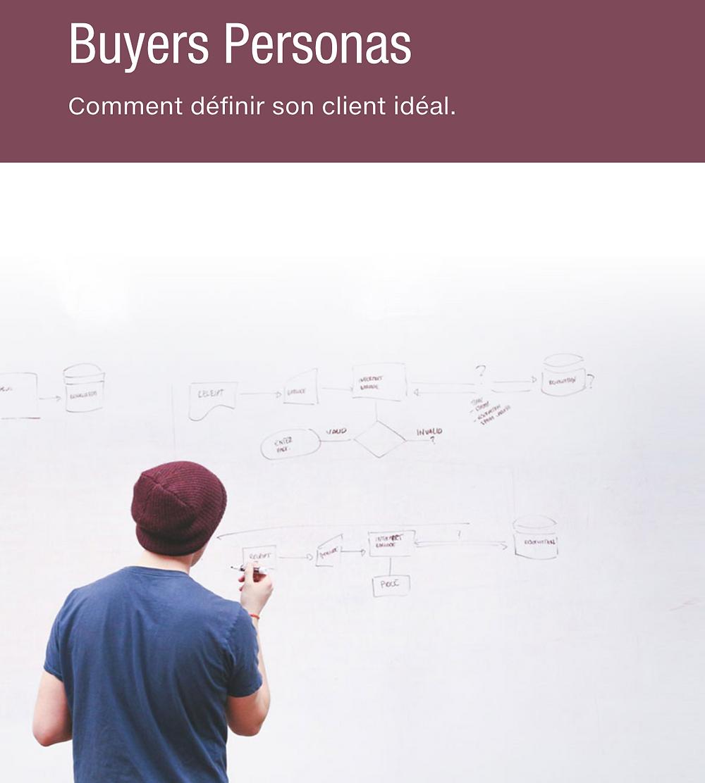 L'importance de définir ses Buyers Personas pour les PME.