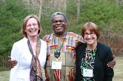 Martha, Musheshe, and Susan