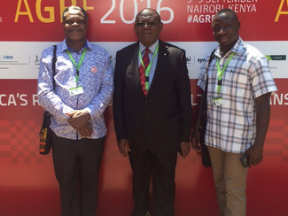 The Age of Rural Transformation: ARU and URDT leadership attend the 6th African Green Revolution For