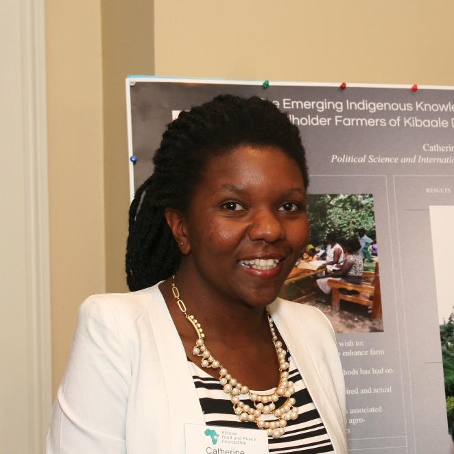 Catherine Namwezi