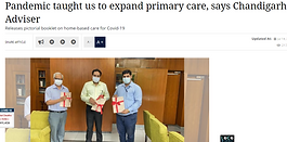 Pandemic taught us to expand primary care, says Chandigarh Adviser
