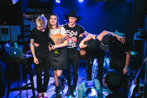 Mescheryakova | Black Rabbit Bar