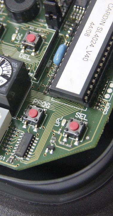Automatic Sliding Gate System Cardin SL4