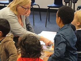 Teaching in creche on Sunday
