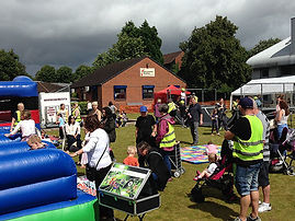 Family Fun Day at Encounter Centre in Birchwood