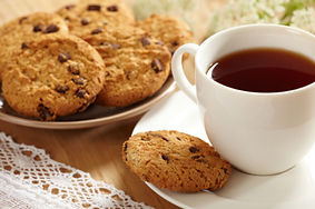 Tea and biscuits for the Young at Heart