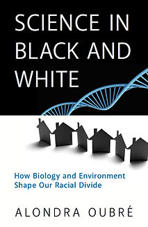Science in Black and White Dust Jacket C