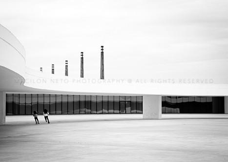Centro de Cultura Oscar Niemeyer Avilés, Spain. 2016