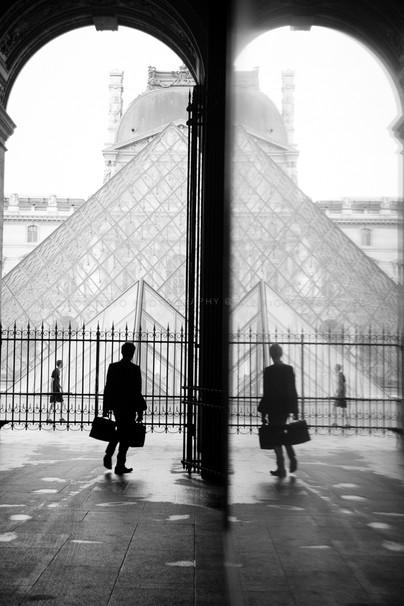 Musée du Louvre Paris, France. 2019