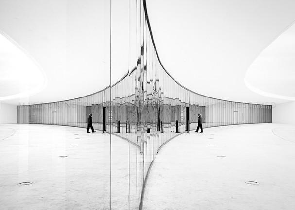 Prix Lux 2019 - Or en Architecture Centro de Cultura Oscar Niemeyer Avilés, Spain. 2016