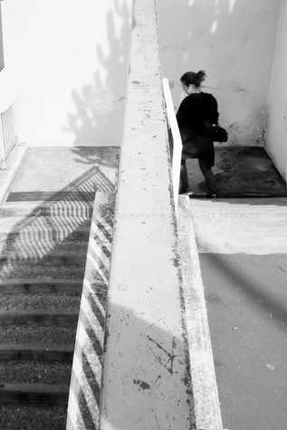 Rue Mimont Cannes, France. 2015