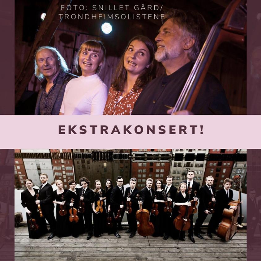 EKSTRAKONSERT // Far og to døtre på hjemmebane  med Trondheimsolistene