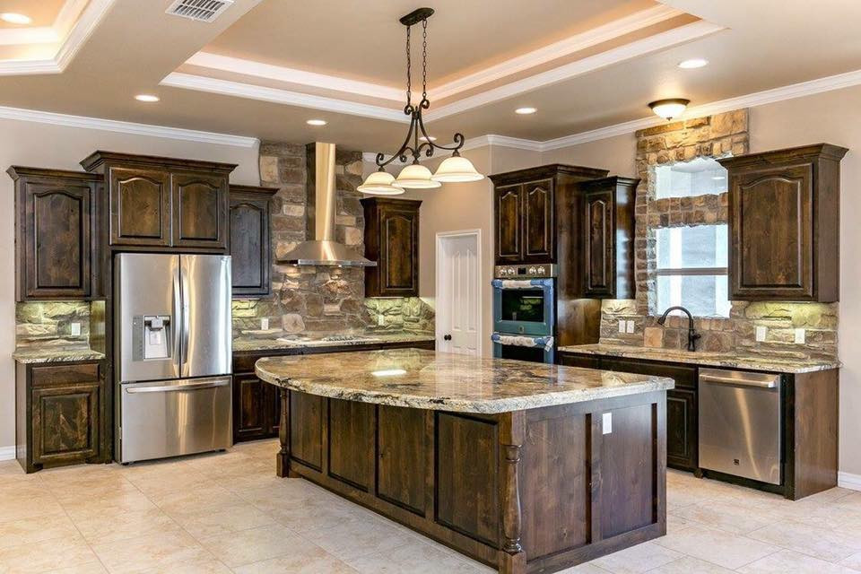 Kitchen Remodel with Open Floor Plan in Corpus Christi, TX