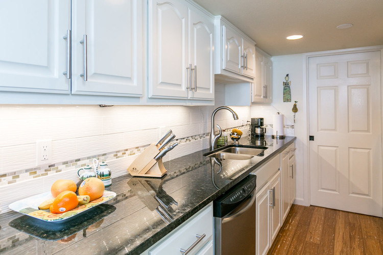Kitchen Remodel for Catalina Condominiums in Corpus Christi, TX
