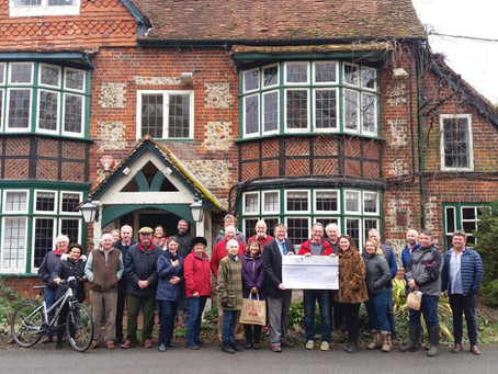 Plough Ahead with Community Grant