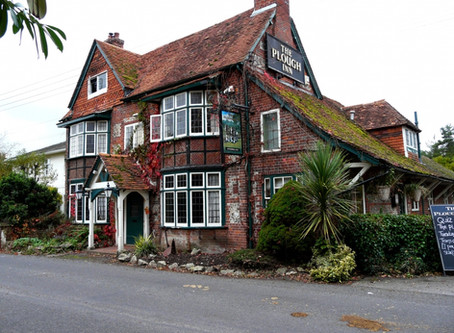 Plough owner appeals planning decision