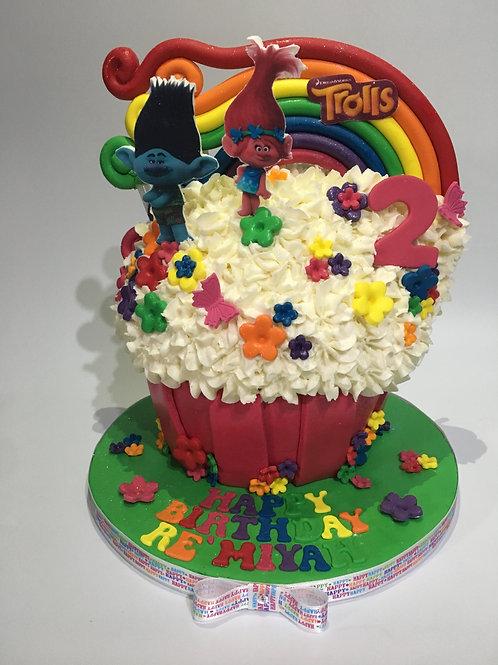 Giant Kupcake