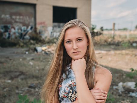 Senior Portrait Session - Kenzie Miller
