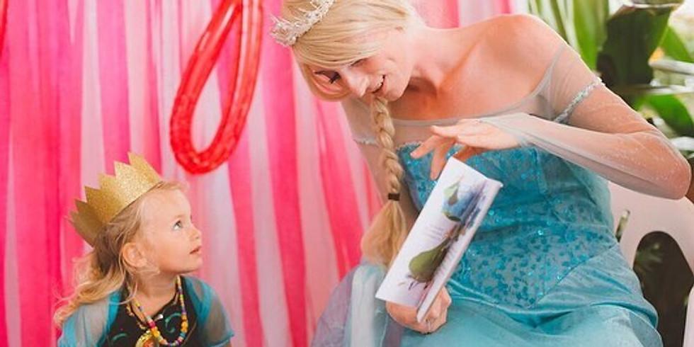 Virtual Princess Tea Party