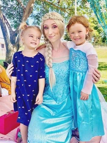 maui princess parties