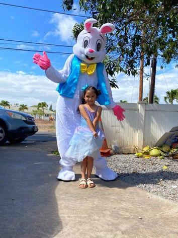 maui easter bunny