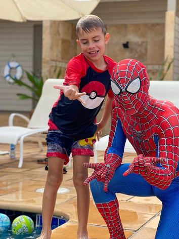maui superhero parties