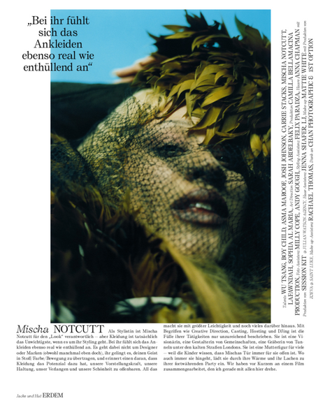Interview Germany Magazine