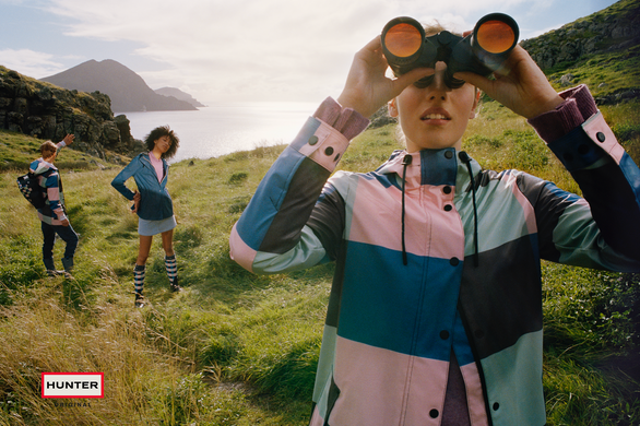 Hunter Boots SS19 Campaign