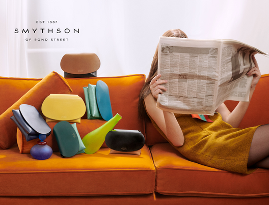 Smythson AW19 Campaign