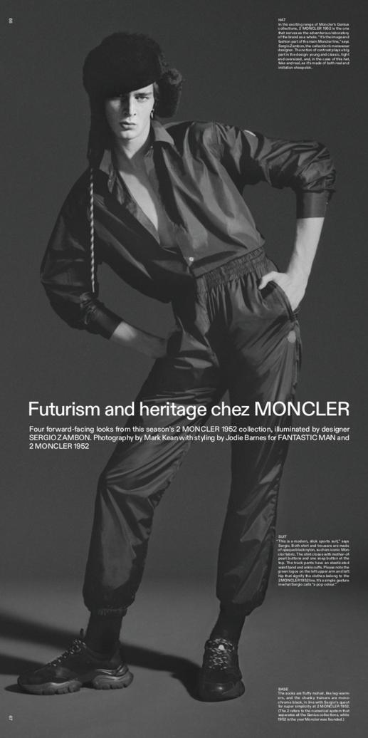 Fantastic Man x Moncler