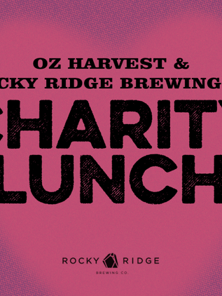 ROCKY RIDGE & OZ HARVEST CHARITY LUNCH