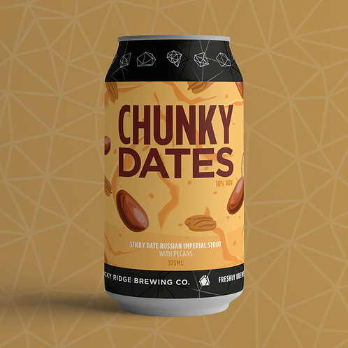 Chunky Dates | Sticky Date Russian Imperial Stout