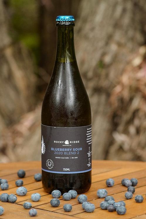 Blueberry Sour 2020 Blend #2