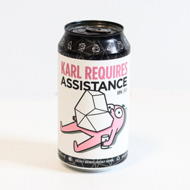 Karl Requires Assistance