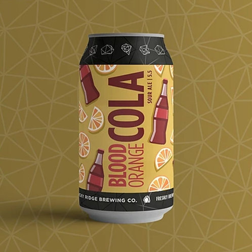 Blood Orange Cola | Sour Ale