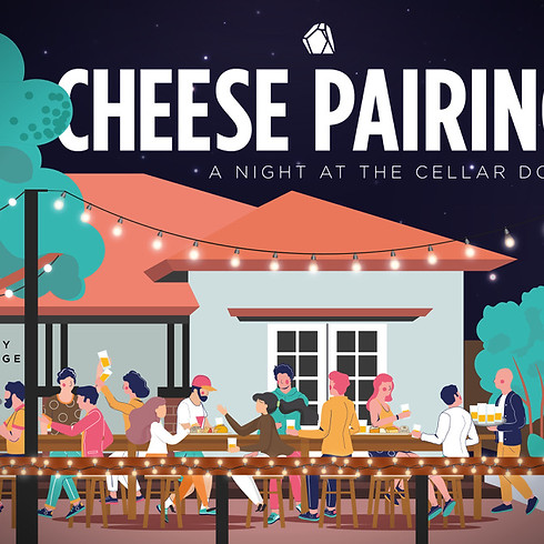 Rocky Ridge Cheese Pairing - A Night At The Cellar Door