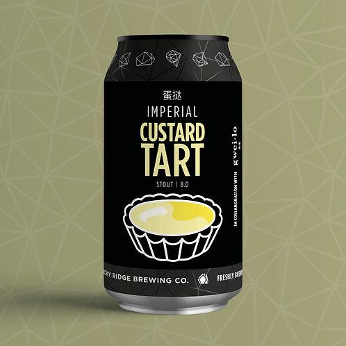 Imperial Custard Tart   Pastry Stout