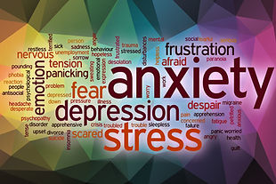 counselling, psychotherapy, psychology, anxiety, depression, stress