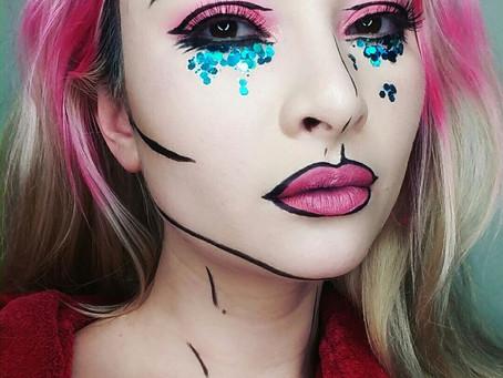 Beauty : Kryolan x Glitterlips