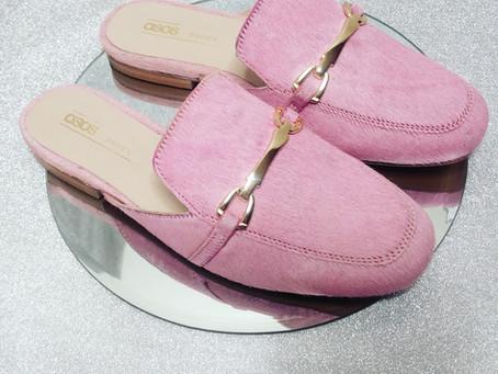 Fashion : Shoes are always a good idea