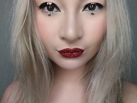 Beauty  : Glitterlips