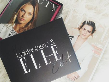 Beauty : Beauty Box  - Elle Edit