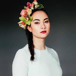 Flower me// Online on U. Magazine