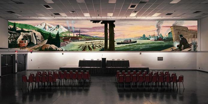 The Fraser Wilson Mural