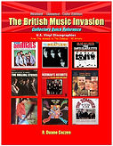 The British Music Invasion Front Cover 0