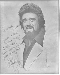 Wolfman Jack. Got this the last day I wo