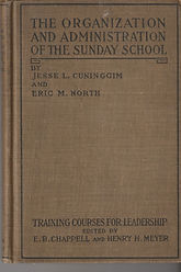 The Organization & Admin Sunday School-1 - $4.00